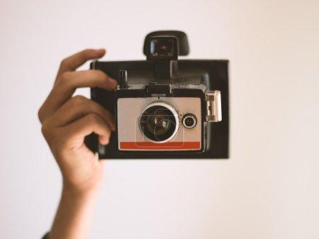 Instant camera vintage