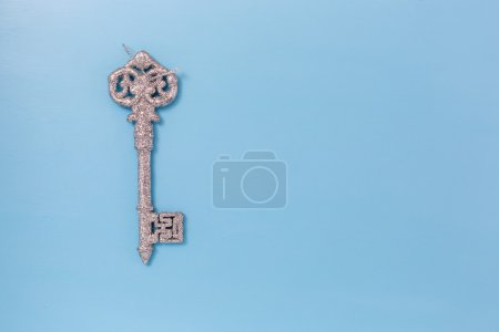 Love, valentine concept key, pattern key