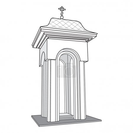 Image of a classic arch design