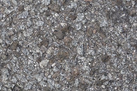 seamless gravel surfaced pattern