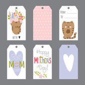 Mothers Day set of tags