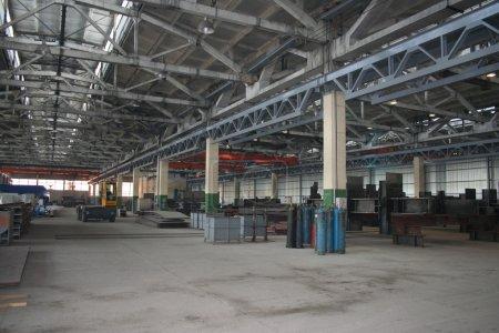 Photo for Warehouse hangar - Royalty Free Image