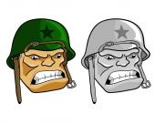 Armáda muž