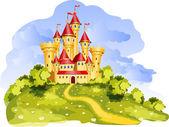 Tale castle
