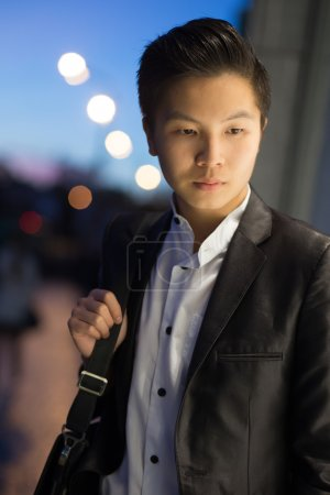 Chinese male model