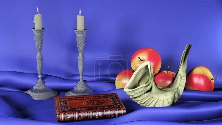 Rosh HaShana items