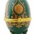 Decorative ceramic easter egg for jewellery (Faber...