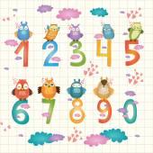 čísla pro děti