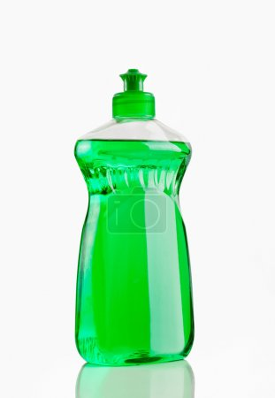 Cleaning supplies bottle
