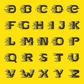 Písmen anglické abecedy