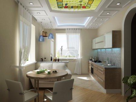 Interior design series: 3D interior...