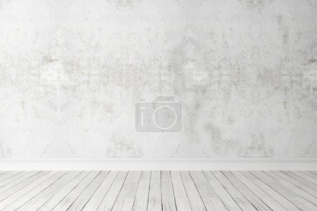Photo for Empty interior in a modern style . 3D render - Royalty Free Image
