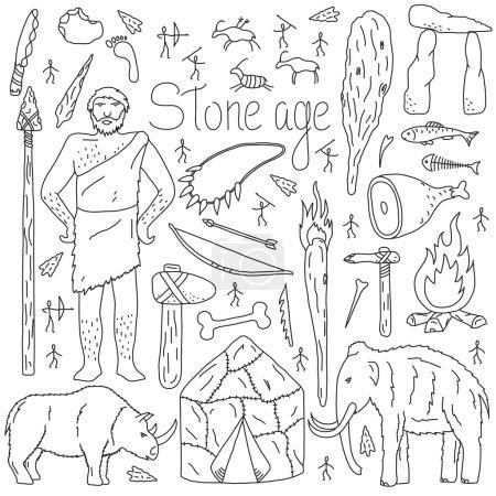 Stone age items