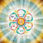 Mantra in the Lotus