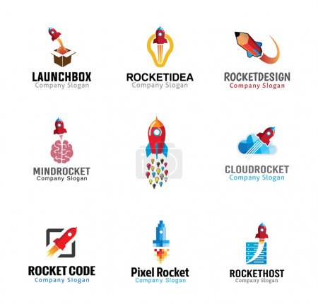 Rockets Spaceship Design