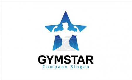 Gymstar Design Illustration