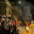 In Nepal, for deep ancient tradition of the deceas...