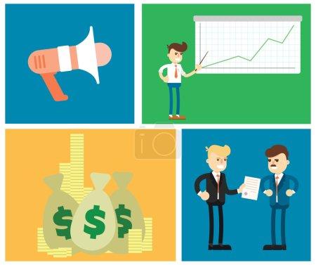 Démarrer la conception de concept d'entreprise