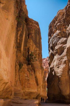 canyon Petra