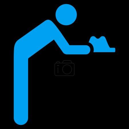 Servant icon.