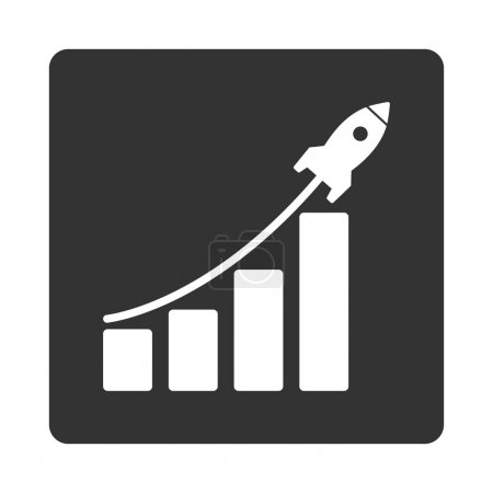 Startup sales icon
