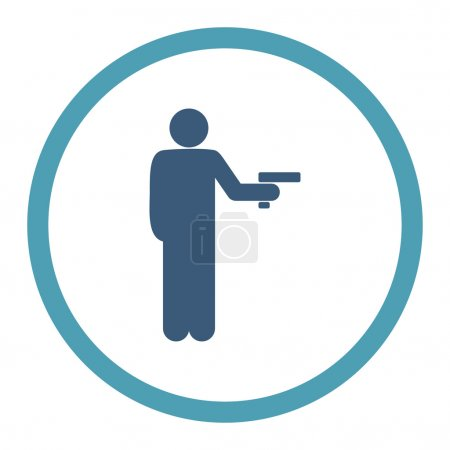 Robbery Flat Icon