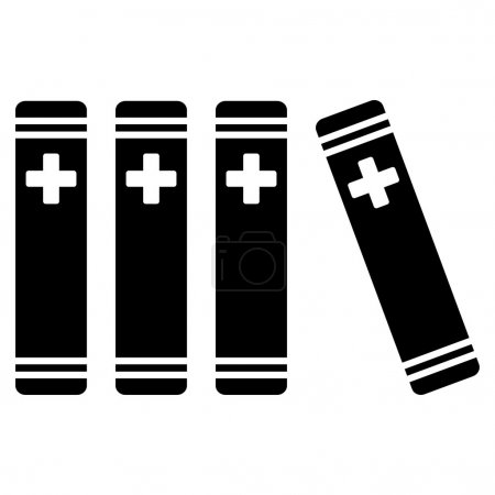 Medical Books Icon