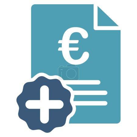 Euro Medical Invoice Icon