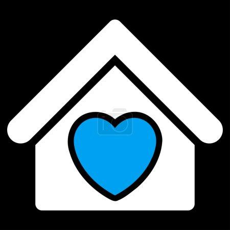 Hospice Flat Icon