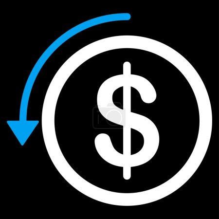 Refund Flat Icon