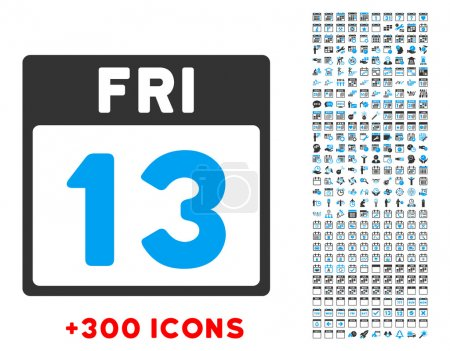13 Friday Icon