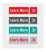 Rectangular multicolor learn more button
