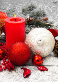 Vánoční dekorace. Zůs