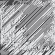 Distress Overlay Texture For Your Design. Black an...