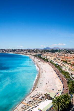 Nice. France. Cote d'Azur