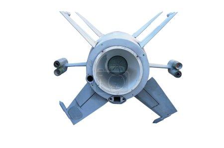 Photo pour Missiles russes dans un musée - image libre de droit