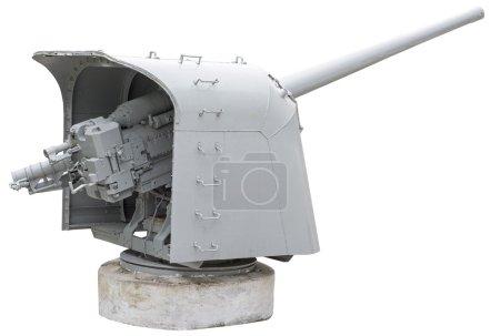 a Naval Gun