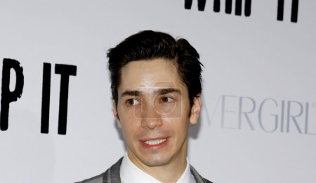 Actor Justin Long