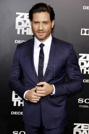 Actor Edgar Ramirez