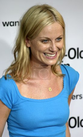 "Photo pour WESTWOOD, Californie. USA - 11 AOÛT 2005 : Amy Poehler à la première mondiale ""The 40 Year Old Virgin"" à l'ArcLight Theatre - image libre de droit"