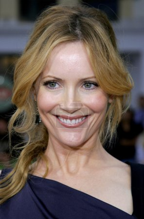 """Photo for WESTWOOD, CA, USA - MAY 21, 2007: Leslie Mann attends Los Angeles Premiere of """"Knocked Up"""" held at the Mann Village Theatre - Royalty Free Image"""