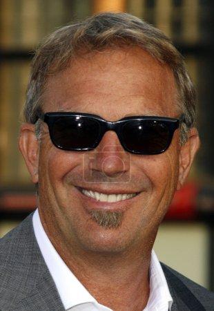 Actor Kevin Costner