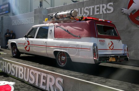 Ghostbusters car Ecto1