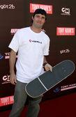 skateboarder Andy McDonald