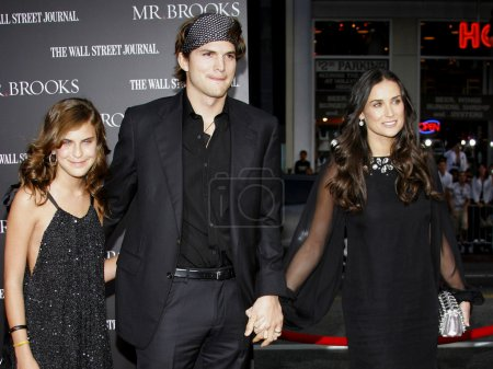 Tallulah Belle Willis Ashton Kutcher