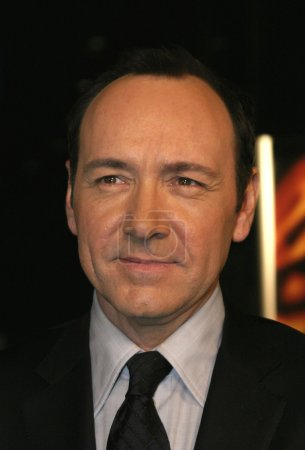 Poster: actor Kevin Spacey