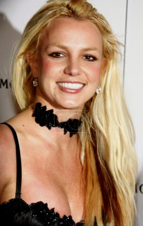 Photo for Singer Britney Spears at the Scandinavian Style Mansion held at the Private Residence in Bel Air, California, United States on December 1, 2007 - Royalty Free Image