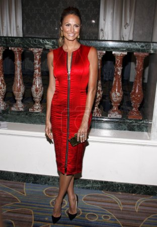 Photo for Stacy Keibler at the Independent School Alliance For Minority Affairs Impact Awards Dinner held at the Four Seasons Hotel in Beverly Hills on March 17, 2015. - Royalty Free Image
