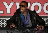 musician Kanye West