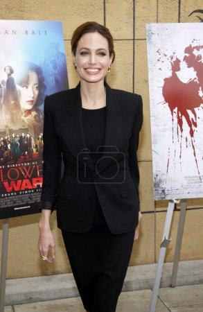 Angelina Jolie in Los Angeles